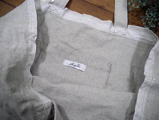 ichi Antiquite's, イチアンティークス, 601237, Linen Big Bag