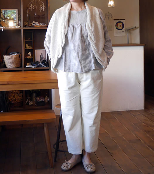 Heavenly,ヘブンリー, 750105, Stretch Corduroy Cropped Pants