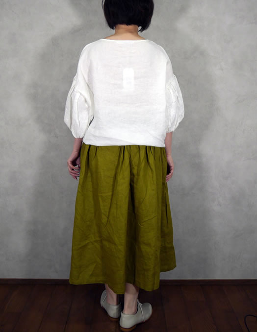 Heavenly,ヘブンリー, 912204, Embroidery Combination Pullover