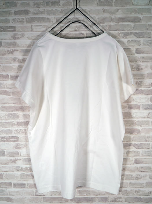 Heavenly,ヘブンリー, 923401, Organic Cotton French Sleeve T-Shirt
