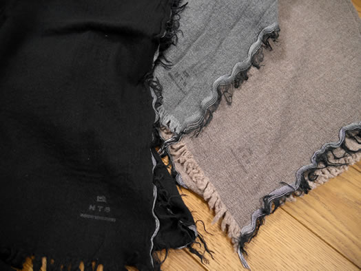 Harrow Town Stores, AGHT1961, Solid Square Stole