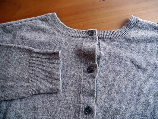 soil, ソイル, GNSL18511, Lambs Wool 2WAY Pullover