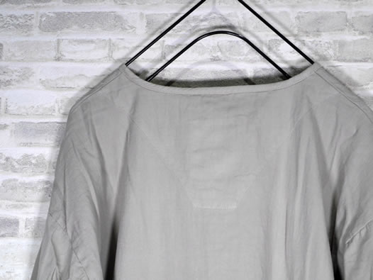 Harrow Town Stores, INHT1501CT, 40's Cotton Twill Overdye Henly Neck Shirt
