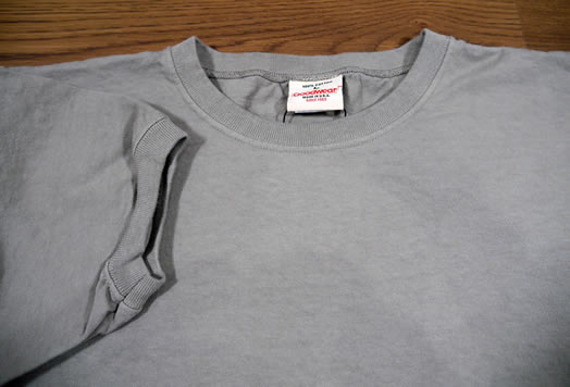 Good Wear, NGT9801, 7.2oz Cotton Crew-Neck Tee