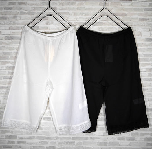 soil, ソイル, NSL20035, Voile & Lace Under Pants