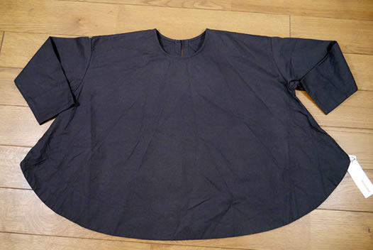 Veritecoeur, ヴェリテクール, VC-2043, Thick Cotton Tunic