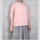 <img class='new_mark_img1' src='https://img.shop-pro.jp/img/new/icons20.gif' style='border:none;display:inline;margin:0px;padding:0px;width:auto;' />30%off NATURAL LAUNDRY ナチュラルランドリー/ 7203C-002 クラシック天竺ポンチョT