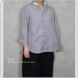 <img class='new_mark_img1' src='https://img.shop-pro.jp/img/new/icons20.gif' style='border:none;display:inline;margin:0px;padding:0px;width:auto;' />30%off ICHI イチ/  201204 ピンストライプシャツ