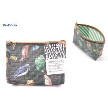 [ PANAMA パナマ ] ポーチ Sサイズ Pouch Small size [ monopuri モノプリ- mute + 大野彩芽 design]
