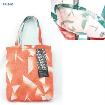 [ PANAMA パナマ ] トートバッグ S サイズ Tote Bag Small size [ monopuri モノプリ- mute + 大野彩芽 design]