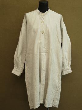 early 20th c. linen smock / shirt