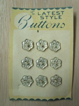 vintage glass button sheet 4