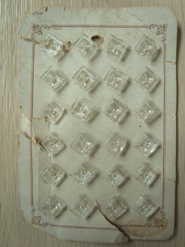 vintage glass button sheet 2