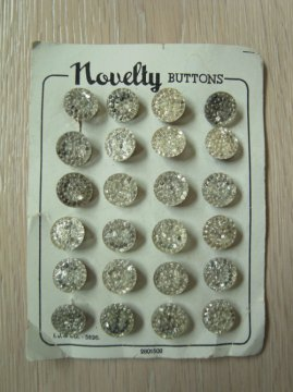 vintage glass button sheet 1