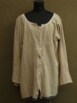 cir. 1930's wool top L/SL