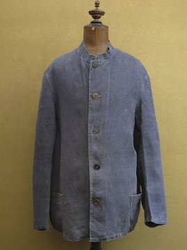 cir. 1920-1930's linen work jacket
