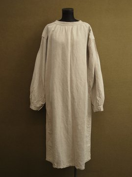 cir. mid 20th c. linen work smock