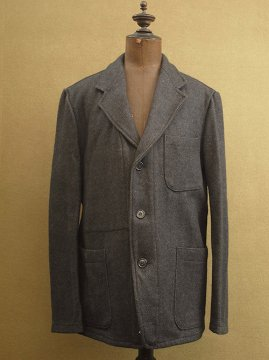 mid 20th c. pascal wool work jacket