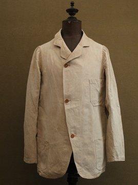 ~1930's beige linen jacket