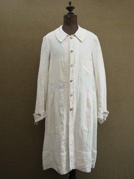 1930's linen work coat