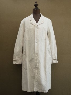 cir.1940's linen work coat