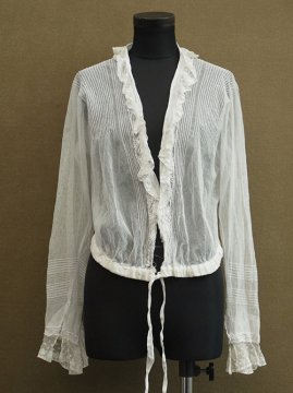1910-1920's lace blouse