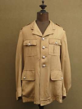 cir. 1930-1940's French officer jacket