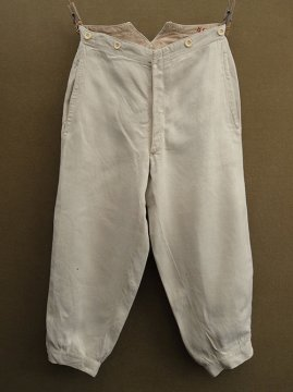 early 20th c. linen twill plus fours