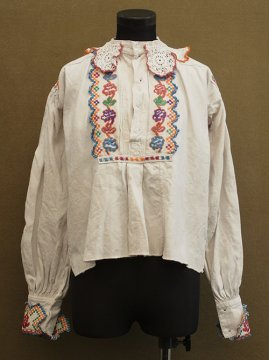 early 20th c. eastern Europe folk top