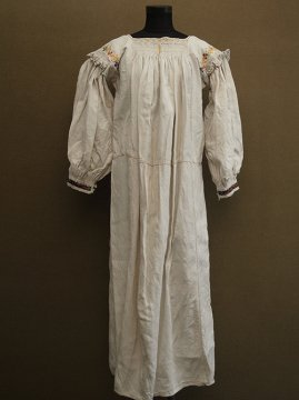 early 20th c. eastern Europe folk dress