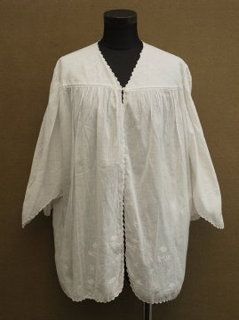 early 20th c. embroidered blouse
