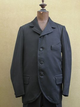 1900's sack coat 3piece