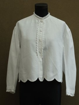 late 19th - early 20th c. white blouse