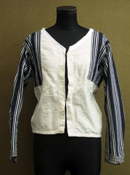cir.1930's-1950's striped top
