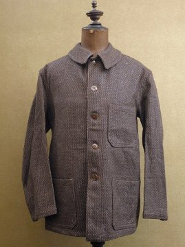 mid 20th c. wool work jacket