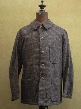 mid 20th c. wool work jacket