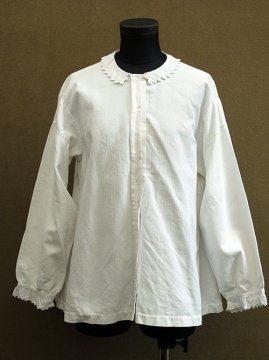 early20th c. white blouse