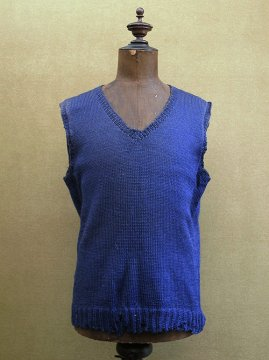 knitted N/SL top