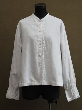 ~early 20th c. white blouse