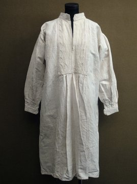 early 20th c. eastern Europe long shirt / dress