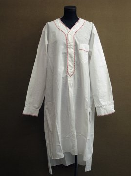 ~1930's white long shirt