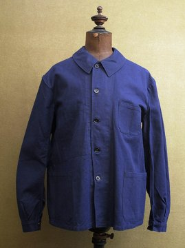 1940-1950's linen work jacket