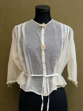 early 20th c. lace blouse
