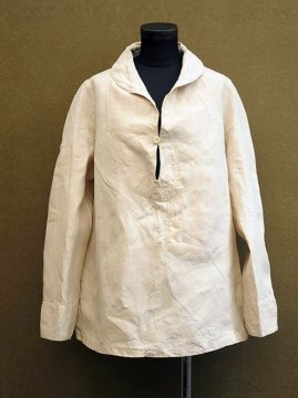 1930's linen sailor top I