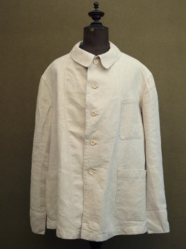 cir. 1930's linen work jacket