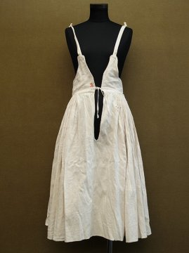 early 20th c. linen under dress