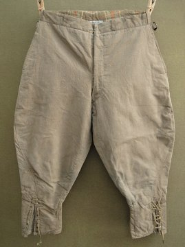 1930's cotton jodhpurs