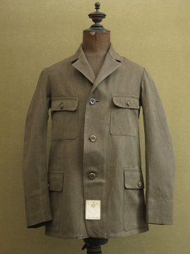1930 - 1940's 4 pockts jacket dead stock