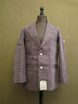 1930-1940's striped kids' jacket