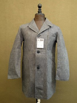1940-1950's kids' atelier coat dead stock